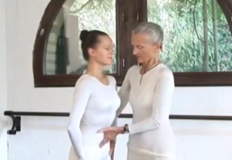 Сакрална архитектура на тялото: занятие с Натали Дроен